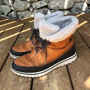 Sorel women's explorer carnival boot